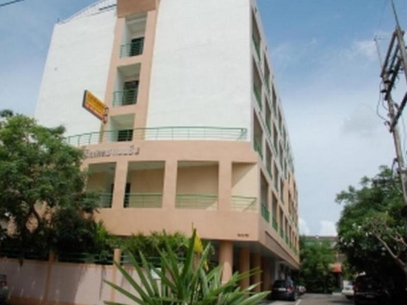 โรงแรมเซ็นทรัล เพลซ ระยอง