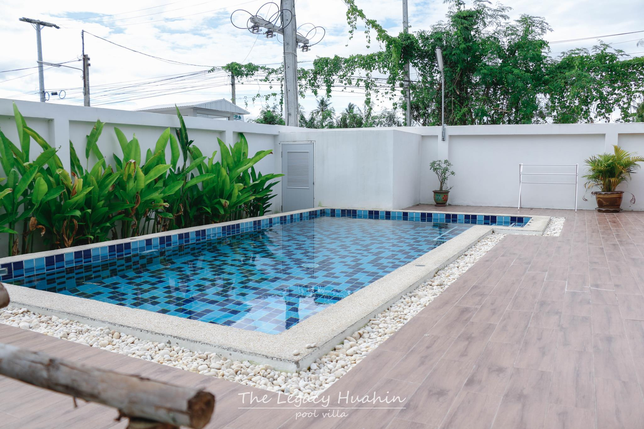 The Legacy Huahin Pool Villa Type D