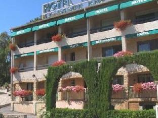 Logis Hotel La Porte des Cvennes Андюз