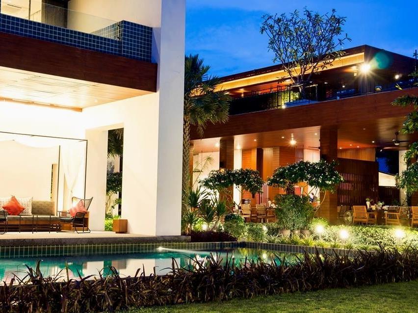 Tri - Shawa Resort - Prachuap Khiri Khan