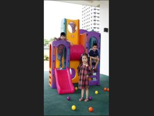 The Exchange Regency Residence Hotel Manila - Kid's club