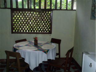 Casa Nova Garden Apartments Bohol - Dining Area