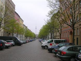 Pension 58 Berlin Berlin - View to Fersehturm
