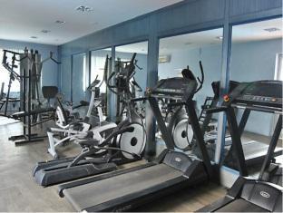 Hotel Atchaya Čennaí - Fitness prostory