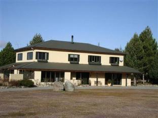 Heartland Lodge PayPal Hotel Twizel