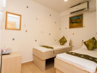 KG Garden Guest House Hong Kong - Twin