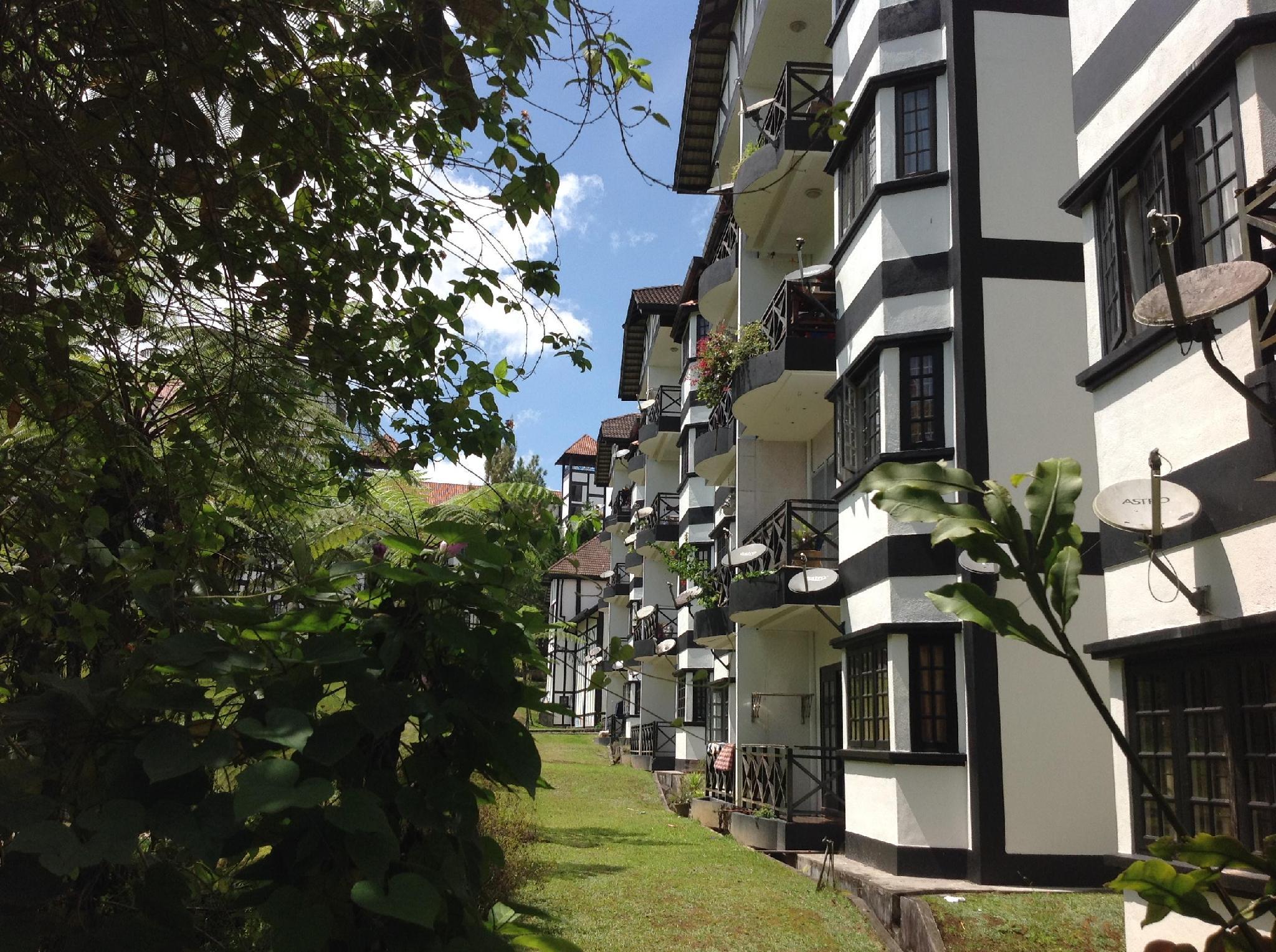 Khor?s Apartment @ Greenhill Resort Cameron Highlands