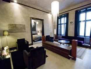 Flat in Luxury Style Hotel Boedapest - Hotel interieur