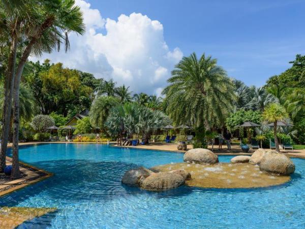 泰国普吉岛卡伦海滩瑞享水疗别墅(Movenpick Villas & Spa Karon Beach Phuket) 泰国旅游 第1张