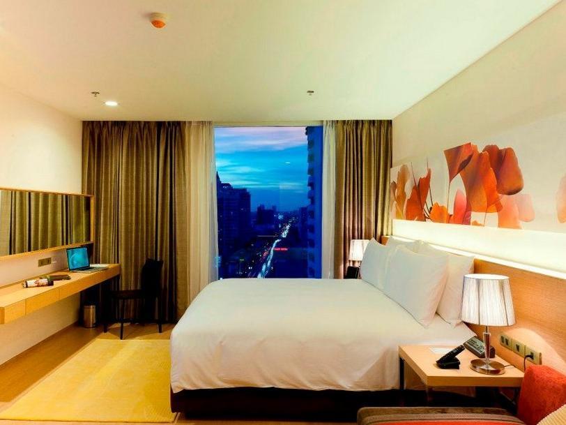 GLOW Pratunam Hotel,โรงแรมโกลว์ ประตูน้ำ