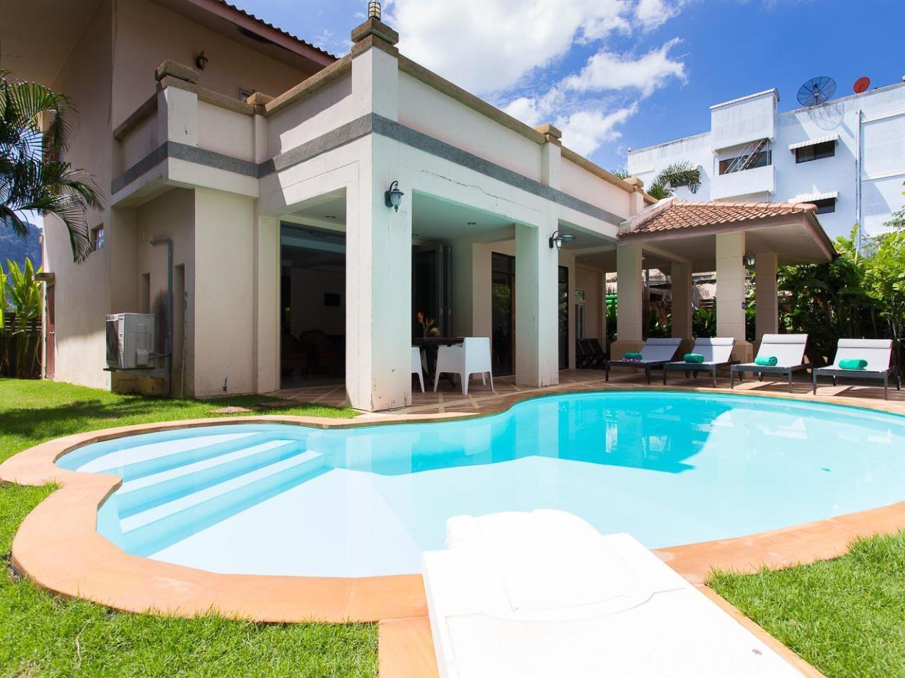 บ้านอันดามัน ไพรเวท พูล วิลลา (Baan Andaman Private Pool Villa)