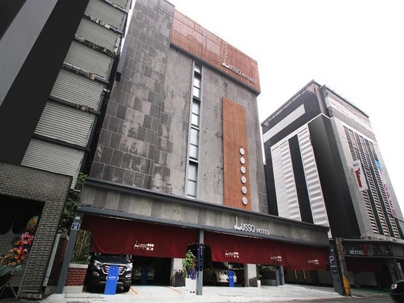 South Korea-루쏘 호텔 (Lusso Hotel)