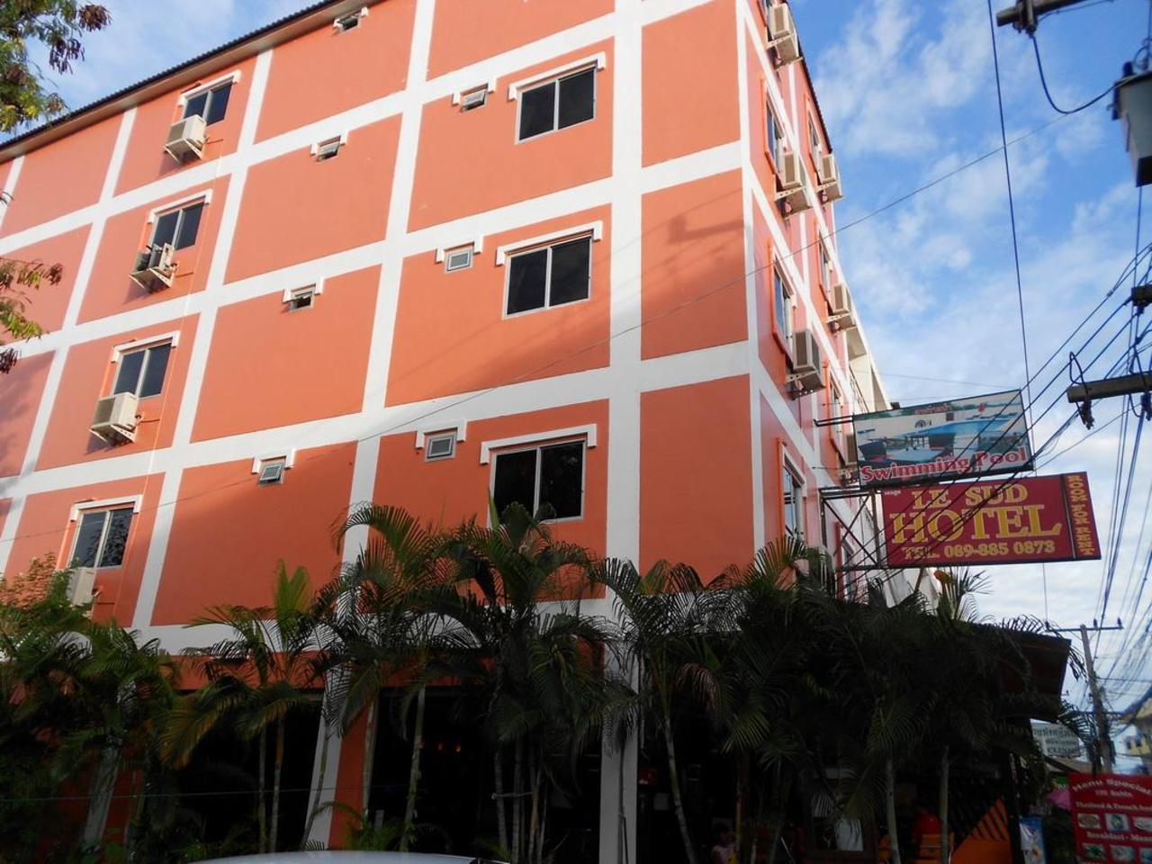 โรงแรมเลอ ซูด (Hotel Le Sud)