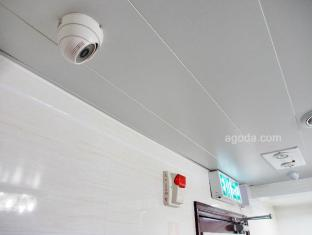 Marrigold Hostel Hong Kong - CCTV & Fire System
