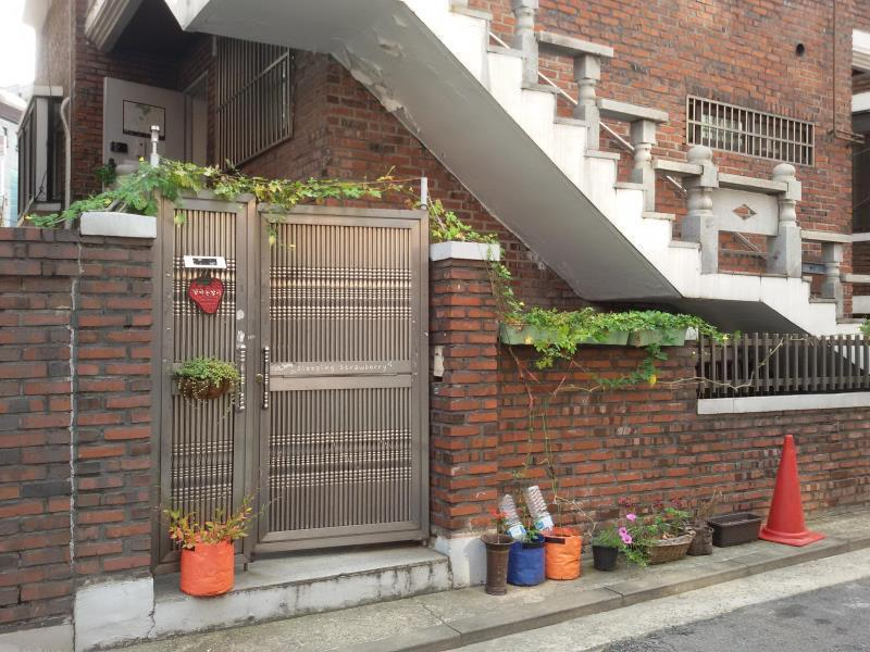 South Korea-잠자는 딸기 게스트하우스 (Sleeping Strawberry Guesthouse)