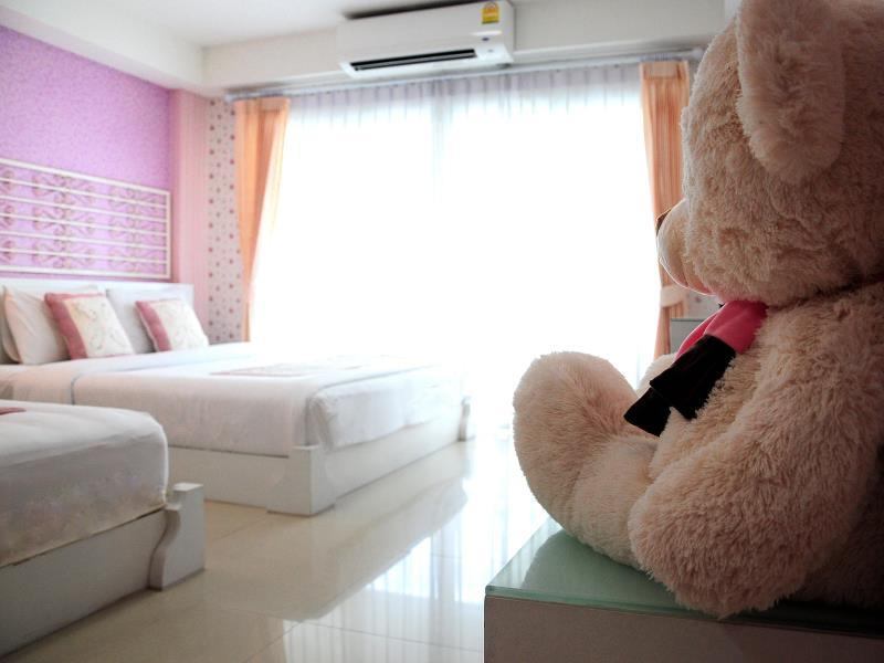Uncle Bear's Home,บ้านลุงหมี