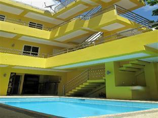 Baywatch Diving and Fun Center Bohol - Utsiden av hotellet