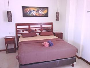 Bemo Corner Guest House Балі - Вітальня