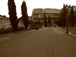 Sweet Home Colosseum Rome - View