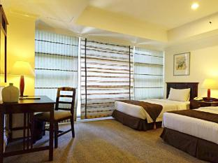 Greenstone Serviced Residences Makati Manila - 3 Bedroom Twin Bedroom