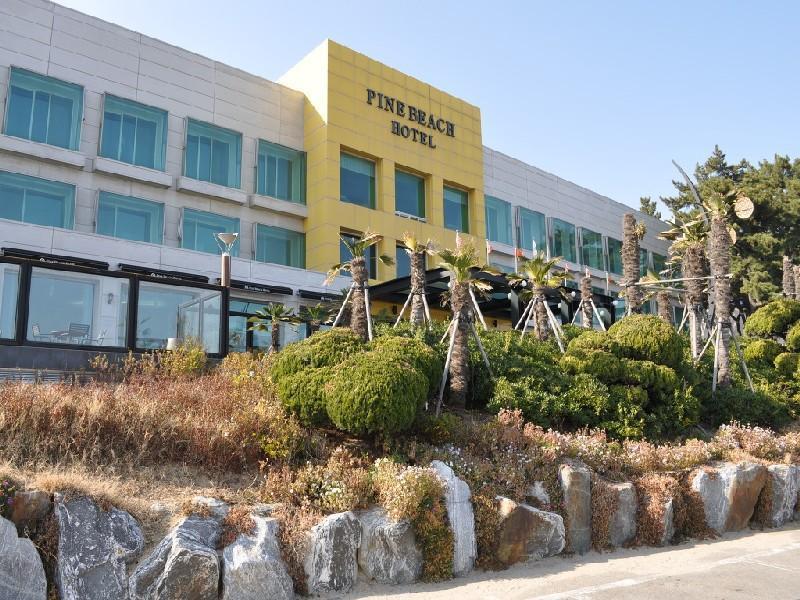 South Korea-파인 비치 호텔 (Pine Beach Hotel)