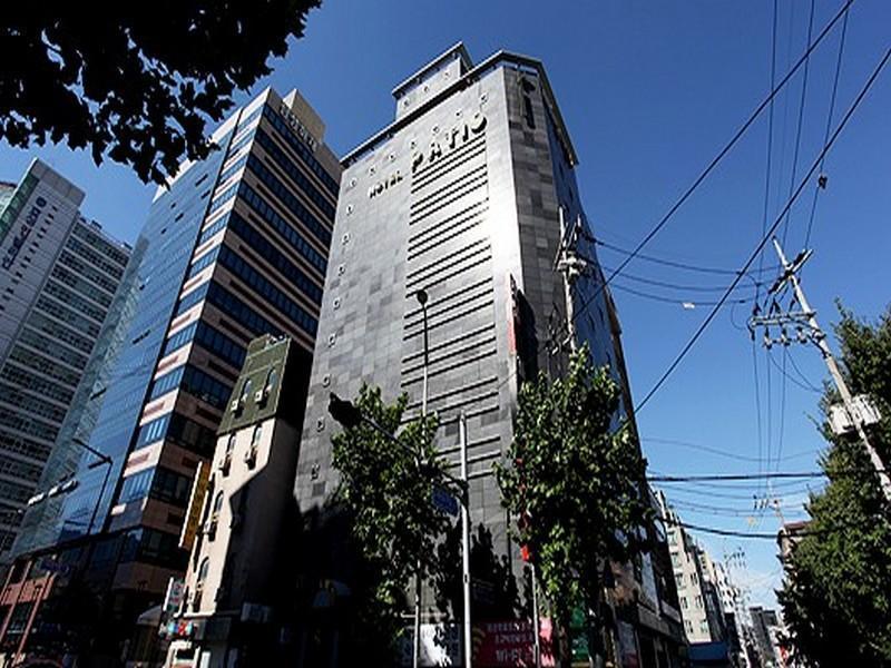South Korea-파티오 호텔 (Patio Hotel)