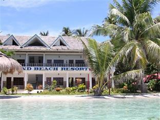 Palm Island Hotel and Dive Resort Bohol - Hotellet udefra