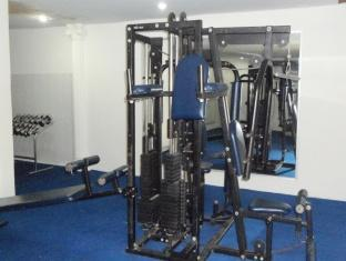 Diamond Beach Hotel Pattaya - Fitness Room