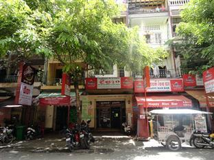 Chi Cha Guesthouse and Restaurant Phnom Penh - Building Area