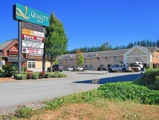 Quality Inn Near Seattle Premium Outlets Arlington PayPal Hotel Arlington (WA)
