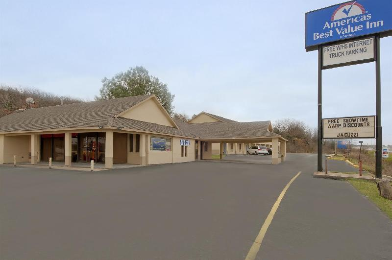 Americas Best Value Inn - Henryetta Ok