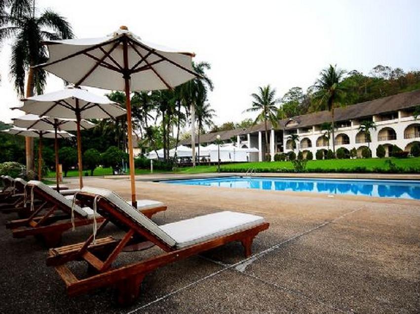 Bangpra Resort Hotel - Chonburi