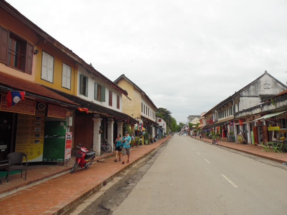 Salakphet Guesthouse Luang Prabang