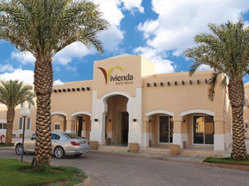 Vivienda Hotel Villas Riyadh Saudi Arabia