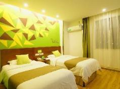 Vatica Fuyang Linquan South Jiefang Road Hotel., Fuyang