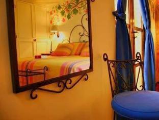 La Casita Del Patio Verde Bed And Breakfast Mexico-stad - Gastenkamer