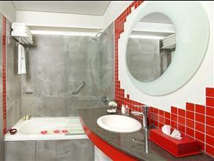 BA Sohotel Buenos Aires - Koupelna