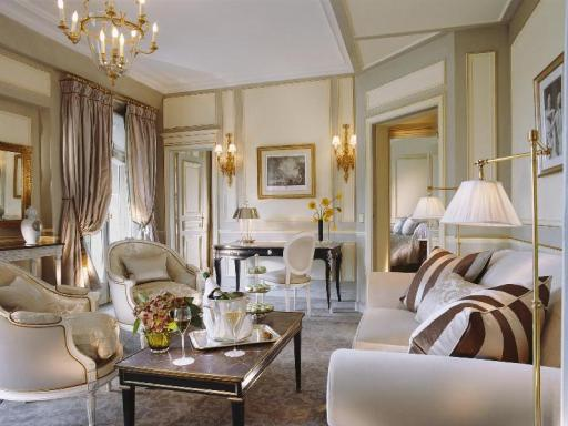 Le Meurice Hotel hotel accepts paypal in Paris