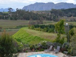 In the Vine Country Manor House Stellenbosch - View