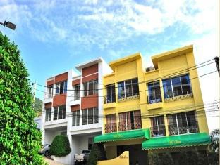Villa Tona Πουκέτ - Εξωτερικός χώρος ξενοδοχείου