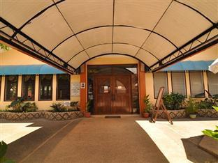 Idea Pension House Bohol - Indgang