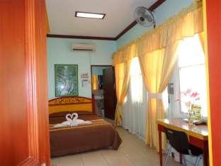 Idea Pension House Bohol - Hotellihuone