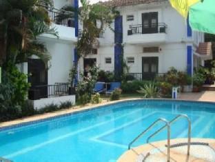 The Ronil Royale Hotel Severní Goa - Bazén