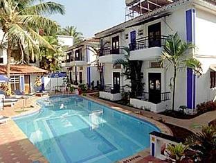 The Ronil Royale Hotel North Goa - Exterior do Hotel
