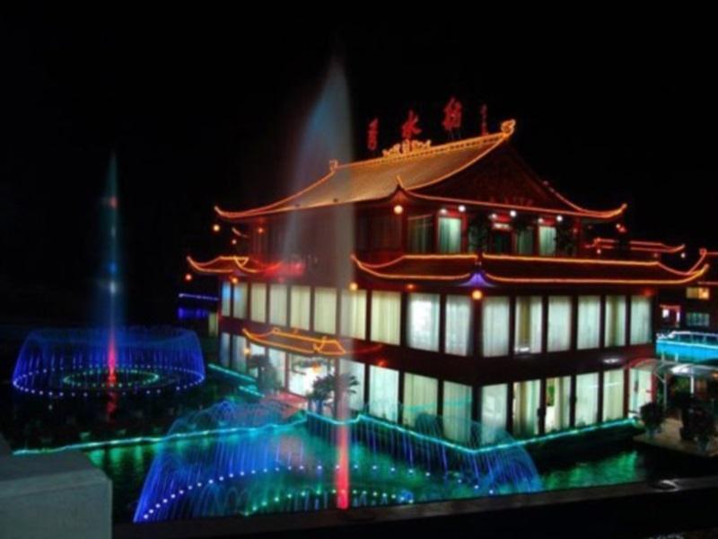 Qiandao Lake (Chunan) China  city photo : ... Lake Lakeview Houseboat Hotel and Resort Qiandao Lake Chunan , China