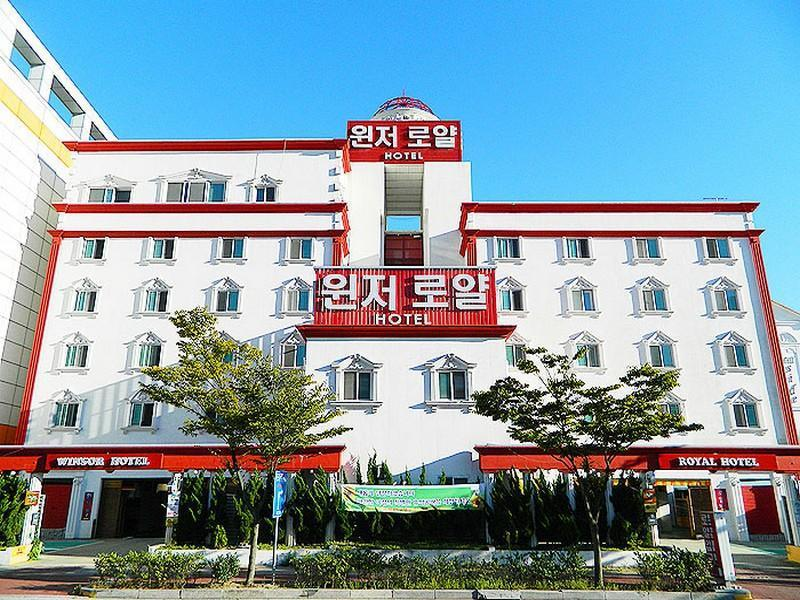 South Korea-굿스테이 윈저 모텔 (Goodstay Windsor Motel)