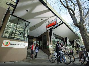 Hotell Canberra City YHA  i Canberra, Australien