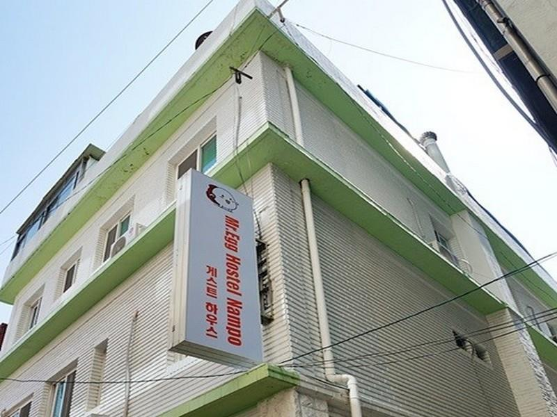 South Korea-미스터 에그 호스텔 오리지널 남포 (Mr Egg Hostel Original Nampo)