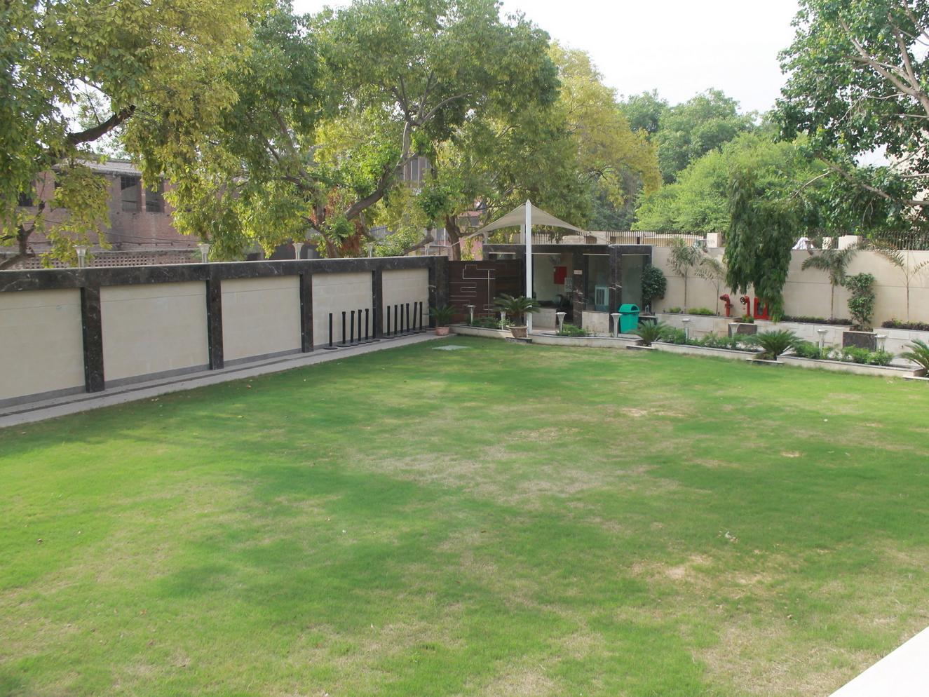 New Delhi and NCR Hotel | Garden