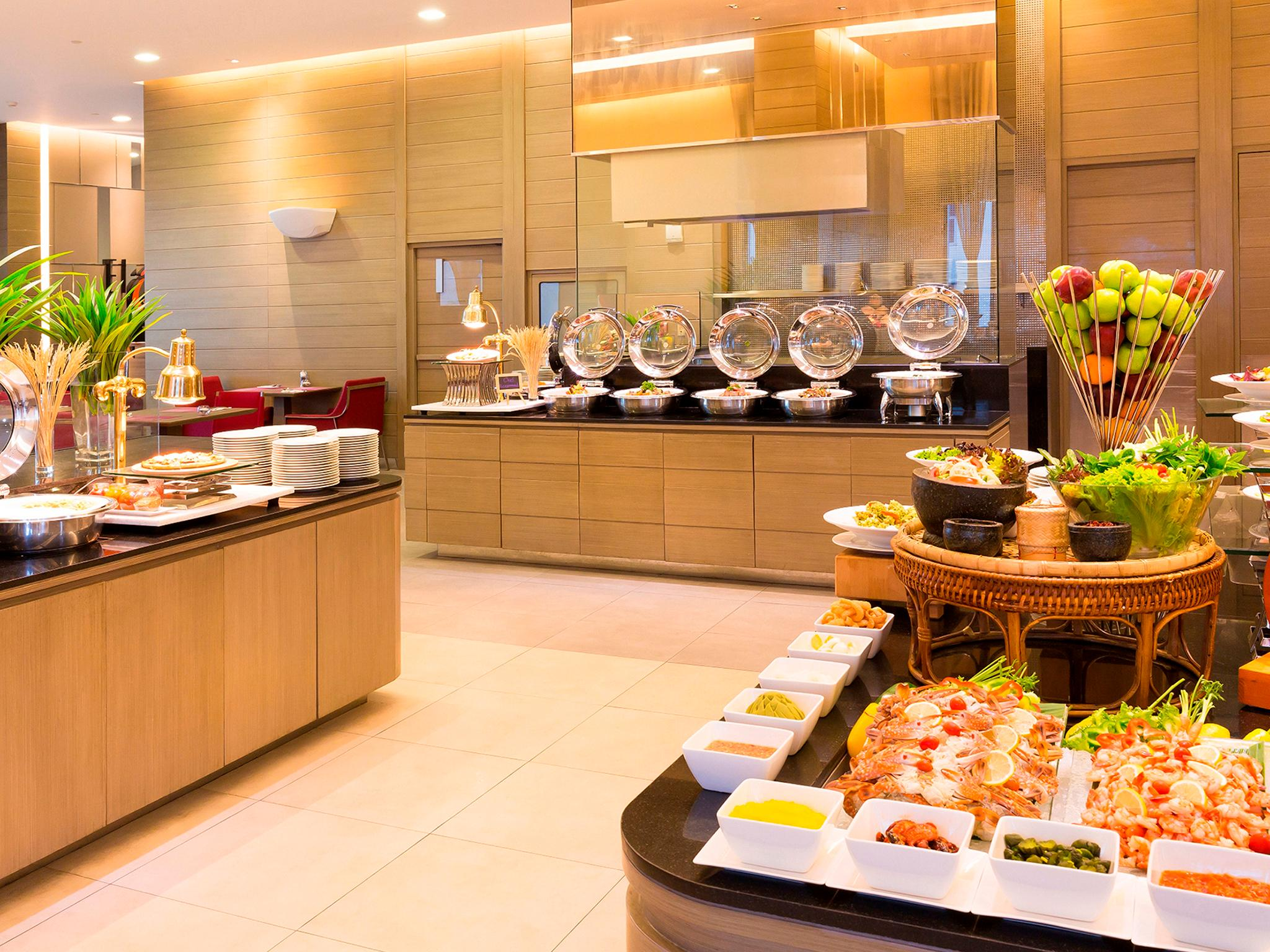 Mercure Bangkok Siam Hotel,โรงแรม เมอร์เคียว สยาม